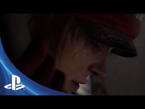 BEYOND: Two Souls Tribeca Film Festival Homeless Scene