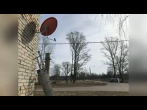 Установка МТС ТВ на Новом Снопке