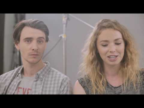 Harry Lloyd and Freya Mavor talk Good Canary