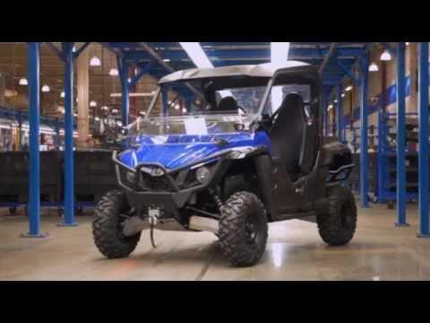 Walkaround the new yamaha wolverine r spec sxs youtube for Yamaha wolverine r spec top speed