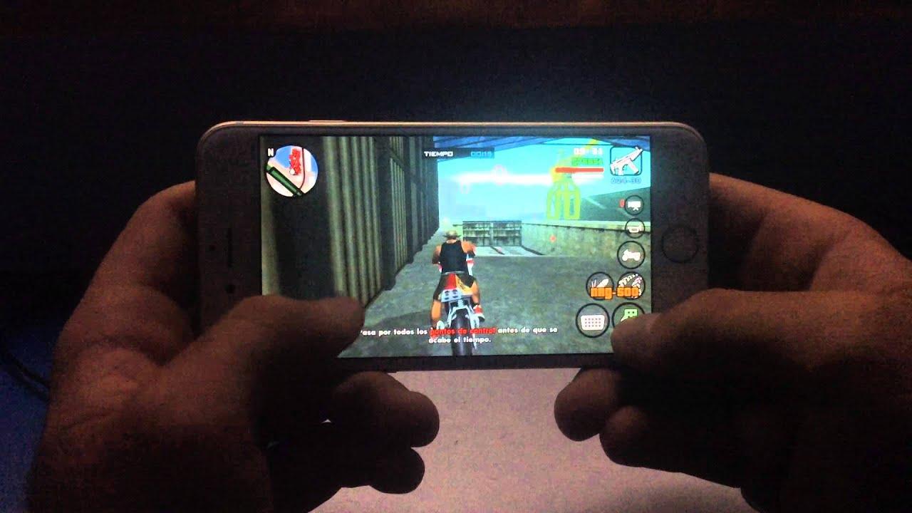 Top 5 De Los Mejores Juegos Para Iphone 6 Youtube