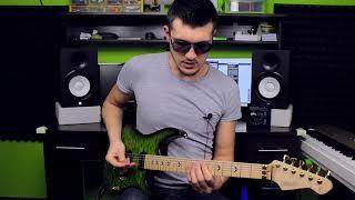 Трейлер канала. Уроки игры на электрогитаре и музыкальные видео.