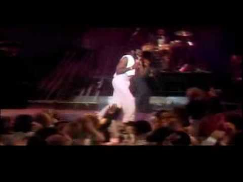 #nowwatching Teddy Pendergrass LIVE - When Somebody Loves You Back