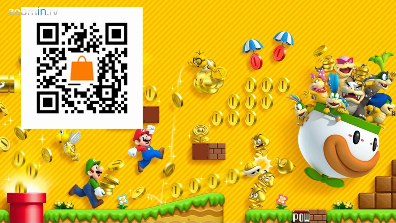 Free QR code for free games on 3Ds/N3Ds (Pokemon sun, moon, Legend ...