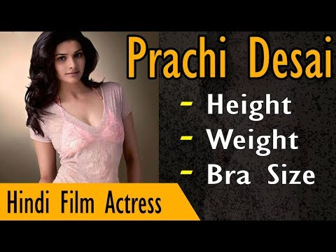 Prachi Desai Height and Weight  Measurements  Gyan Junction