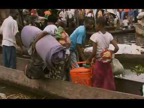 Congo River de Thierry Michel