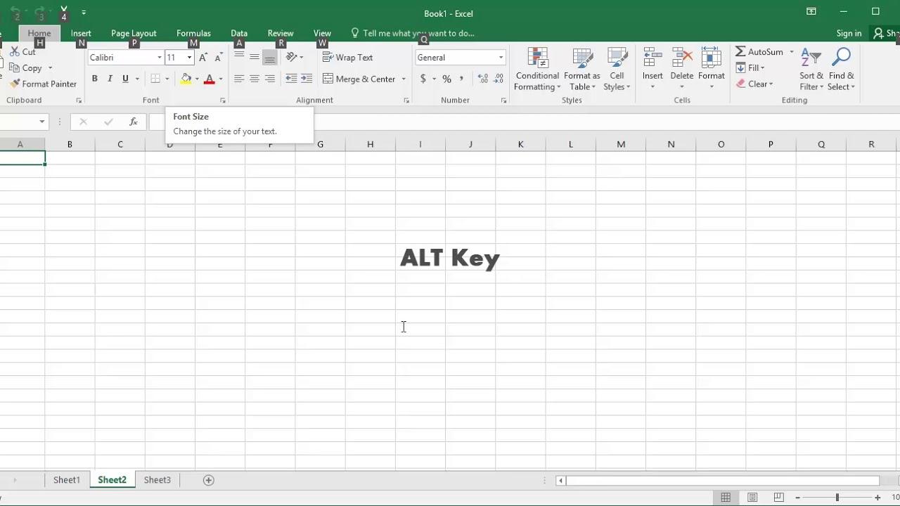 MS Excel  Hide & Unhide worksheet by Excel Freak   Video ...