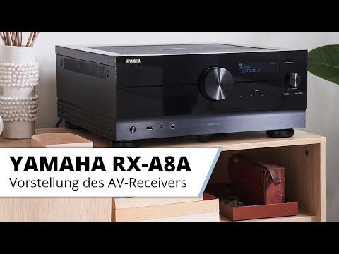 YAMAHA AVENTAGE RX-A8A Vorstellung und Praxis Test - Unsere erste Erfahrung mit dem RX-A8A