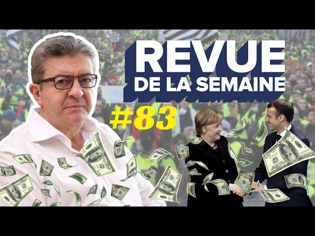 #RDLS83 : GRAND DÉBAT, MARÉE JAUNE, AIX-LA-CHAPELLE, MARCHE MACRONISTE, 26 MILLIARDAIRES