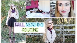 Morning Routine 2014| Fall Edition♡ Thumbnail