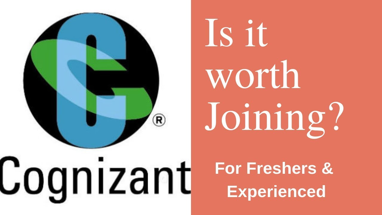 Is it worth joining Cognizant? Comparison with Accenture, Infosys, TCS,  Wipro