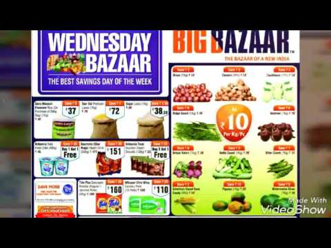 big bazar procurement and merchendising strategy Brand big bazaar agency team pumpkin big bazaar, a part of the future group retail and biggest hypermarket chain of the country  [case study] big bazaar takes an emotional approach on social media case studies aug 16, 2016 twitter facebook google + linkedin brand big bazaar  ugaoo's festive marketing strategy helped increase its.