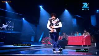 Raghav crocroach solo performed - dance india dance season 3 3rd  march