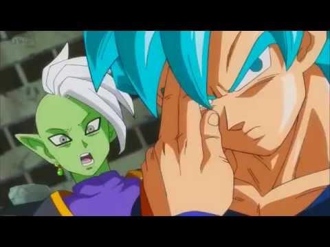 Dragonball Super Goku's Rage - SS3 theme