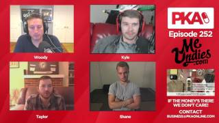 PKA 252   Ladyboy Thais, Storytime with Taylor, Third World Prostitutes