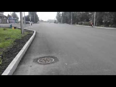 Мотоциклисты Шарыпово рискуют попасть в ДТП из-за колодцев