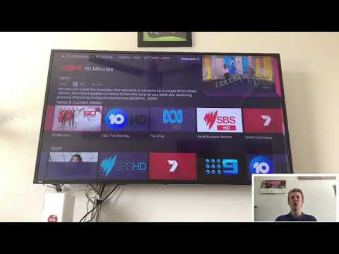 Freeview Plus on Smart TVs