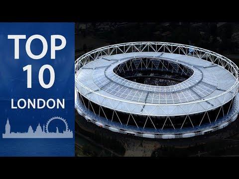 Top 10 Biggest Football Stadiums In London