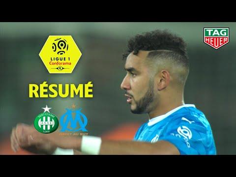 AS Saint-Etienne - Olympique de Marseille ( 0-2 ) - Résumé - (ASSE - OM) / 2019-20