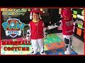 Paw Patrol Marshall Kids Toddler Costume Fergus Mac In Action