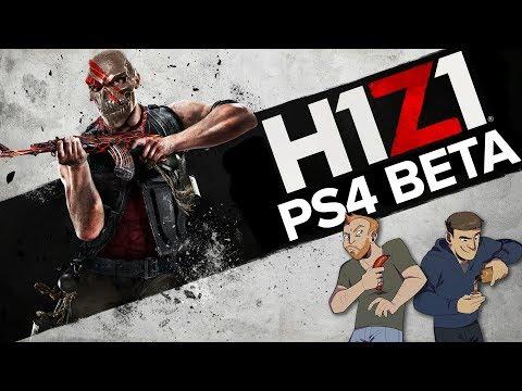 h1z1 beta ps4