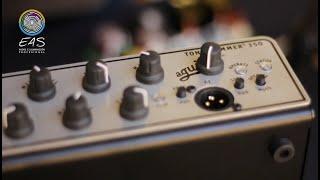 Aguilar® Amplificador Bajo Cabezal Tone Hammer® 350 350W video