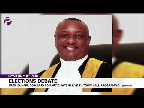 Pres. Buhari & Osibanjo to Participate in Live TV Town Hall Programme