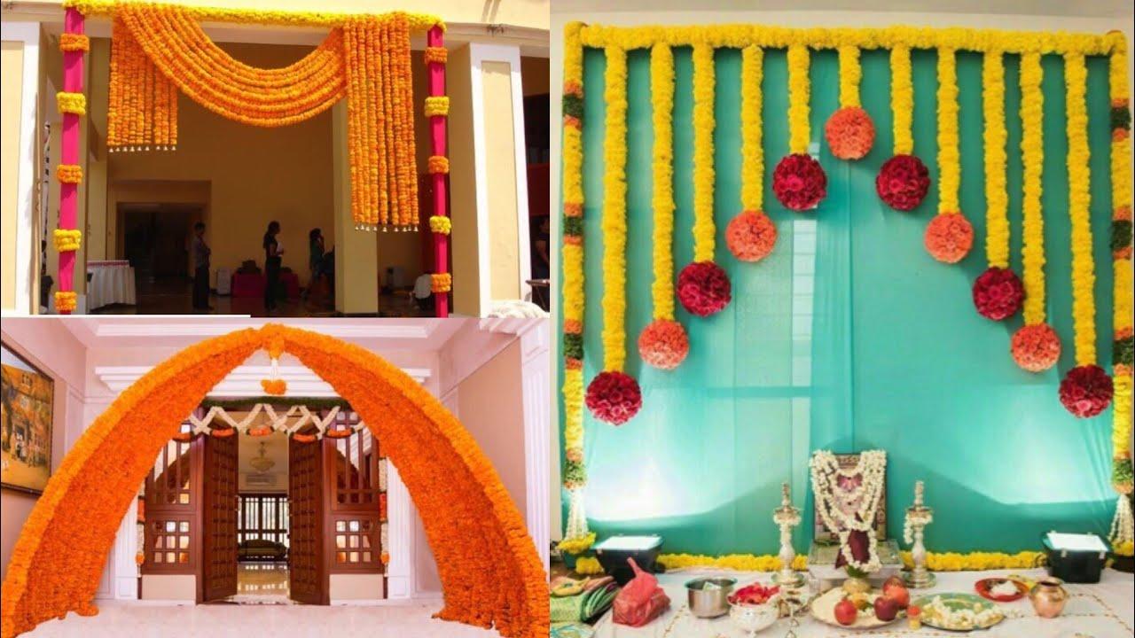 Best And Cheap New Style Wedding Decoration Ideas Mehendi