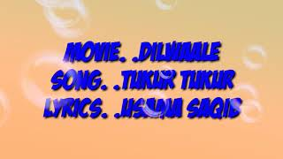 TUKUR TUKUR SONG LYRICS MADE BY USAMA