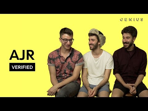 "AJR ""Weak"" Official Lyrics & Meaning 