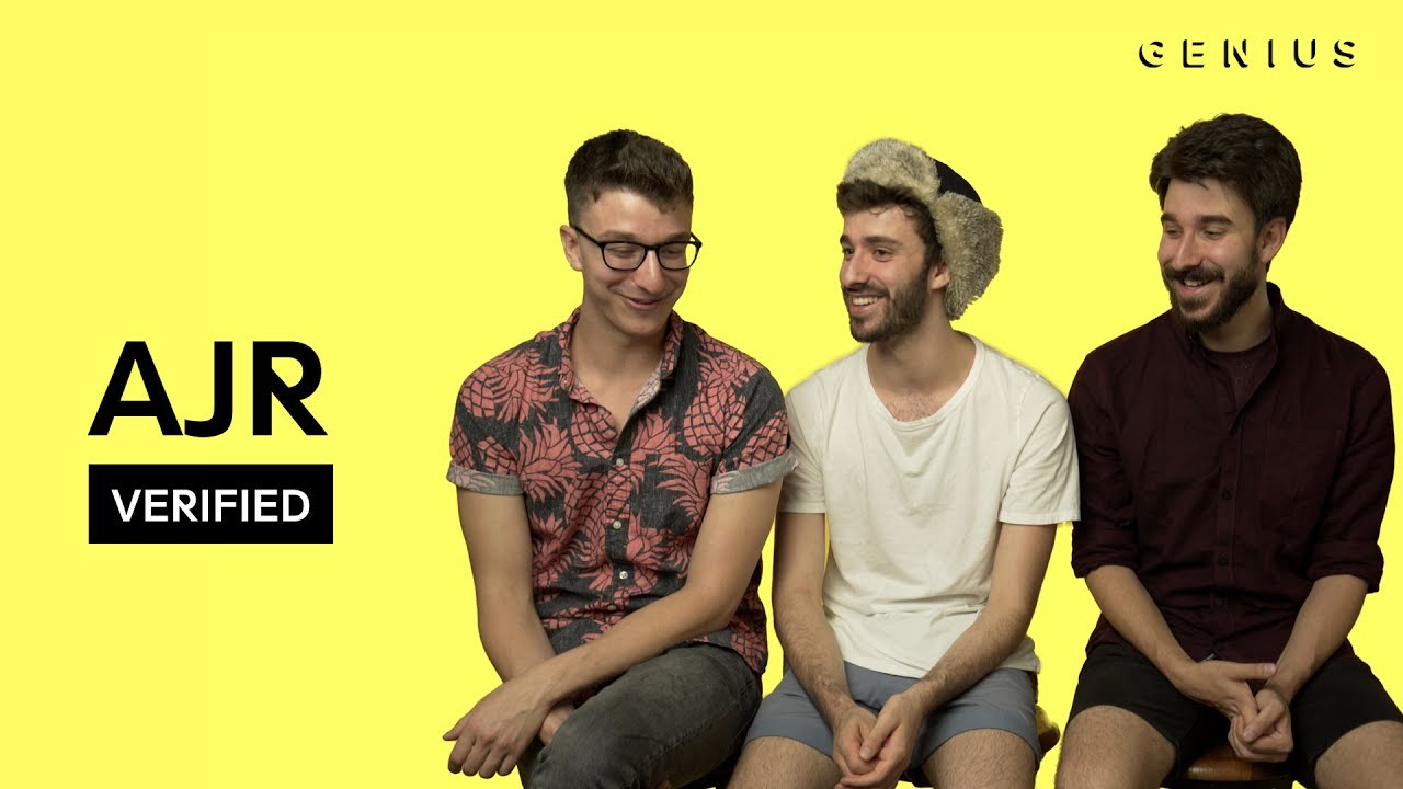 AJR Weak Official Lyrics Meaning