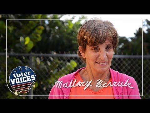 Voter Voices - Mallary