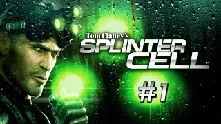 Splinter Cell - Walkthrough Part 1: Police Station