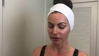 видео Ежедневный уход за кожей лица в домашних условиях