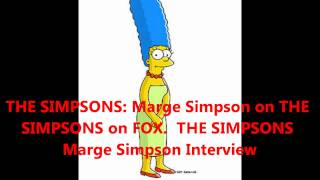 "Marge Simpson impersonation Interview with Al Weissman ""In a Nutshell"""