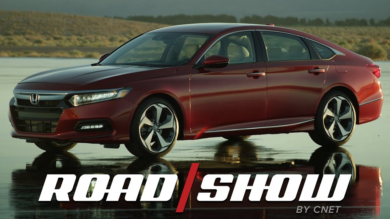 Honda Accord Wants To Make Sedans Cool Again Youtube