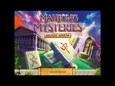 Mahjong Mysteries - Ancient Athena - Wir griechen hier rum