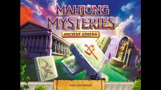 """Mahjong Mysteries - Ancient Athena - """"Wir griechen hier rum"""""""