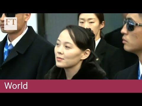 North Korean leader's sister arrives in South for Olympics