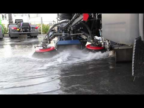 BROCK SL 480/2 Jumbo S with Water Recycling System - EURO 6