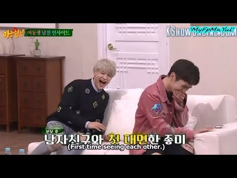 SHINee  Contagious Laughter (Part 1) 😂😂😂