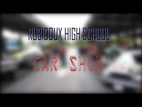 Rubidoux High School Car Show