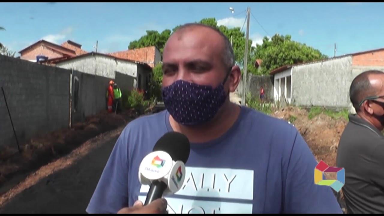 OBRAS DE PAVIMENTAÇÃO ASFÁLTICA NA VILA SÃO JOÃO 300620