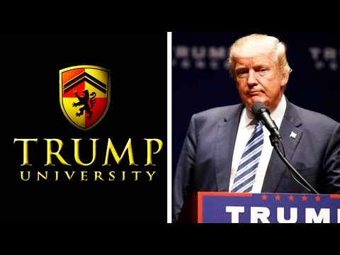 Trump University Coming Back To Haunt Donald