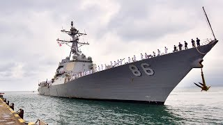 BAE awarded $78.8M by Navy to modernize USS Shoup