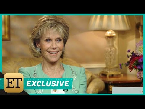 Download Youtube: EXCLUSIVE Jane Fonda Says She Escaped a 'Long Line of Depression' to Achieve Happiness