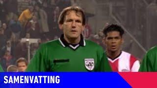 Samenvatting • PSV - De Graafschap (28-11-1998)
