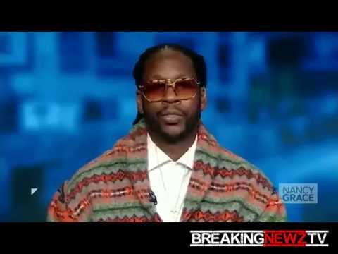 "Nancy Grace interview with Rapper ""2 Chainz"" #Pot2Blame"