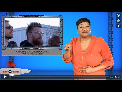 Sign1News 11.3.19 - News for the Deaf community powered by CNN in American Sign Language (ASL).