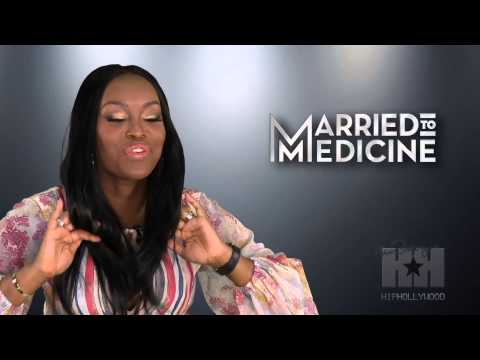 """'Married To Medicine's' Quad Says Lisa Nicole, Is As """"Dirty As The Mud Comes"""""""